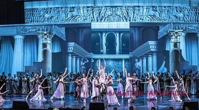 Troya, 29 Ocak'ta yeniden sahnede