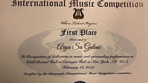 9 yaşında Carnegie Hall başarısının ardındaki gerçek