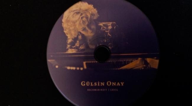 Gülsin Onay 23 Şubat'ta Başkent Müzikevi'nde