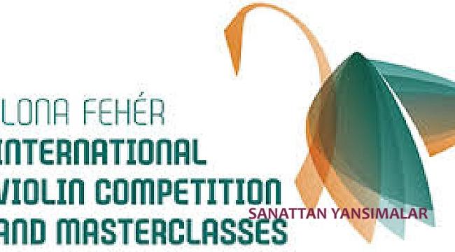 3. Ilona Feher Uluslararası Keman Yarışması