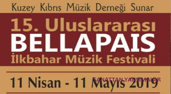 Bellapais İlkbahar Müzik Festivali'nin açılışını yapacak