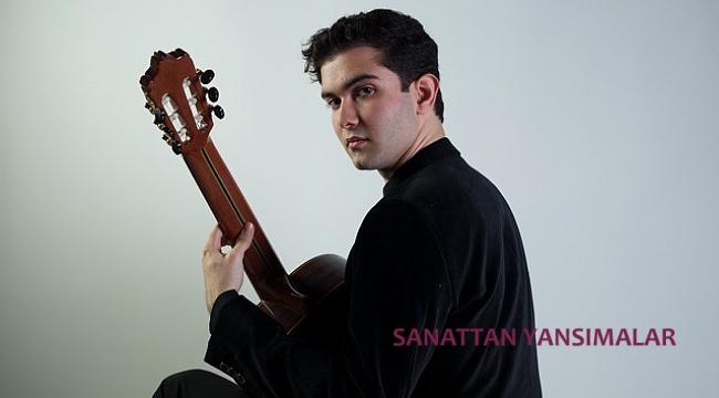 Bilkent'te seçilmiş gitarist ile Aranjuez...