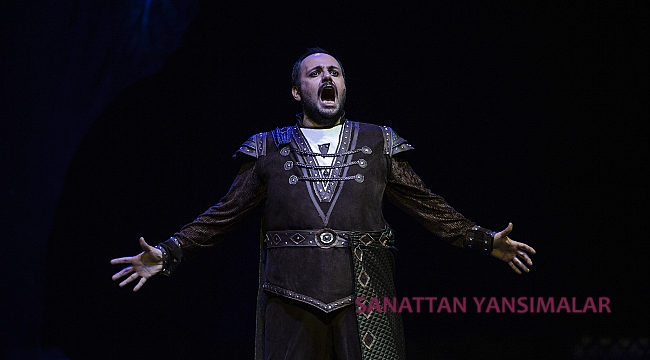 Dev opera, dev sahnede… Biletler satışta…