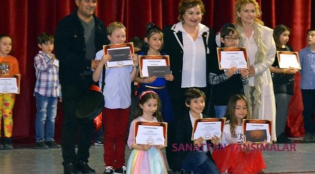 İzmir'de Opera'nın resim yarışması sonuçlandı