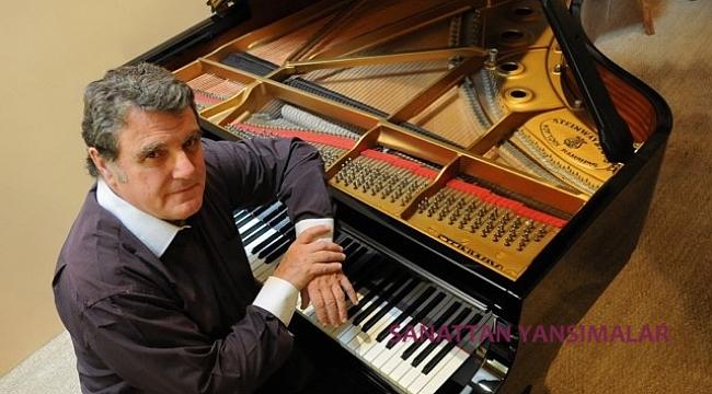 Jean Bernard Pommier piyano resitali