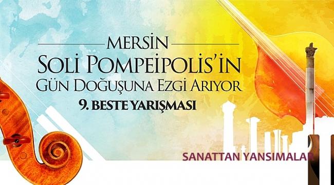 Mersin'de 9. Beste Yarışması sonuçlandı