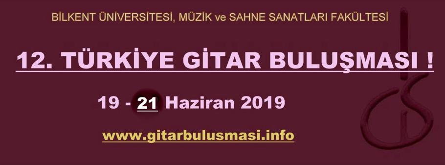 19-21 Haziran'da Ankara Bilkent'te
