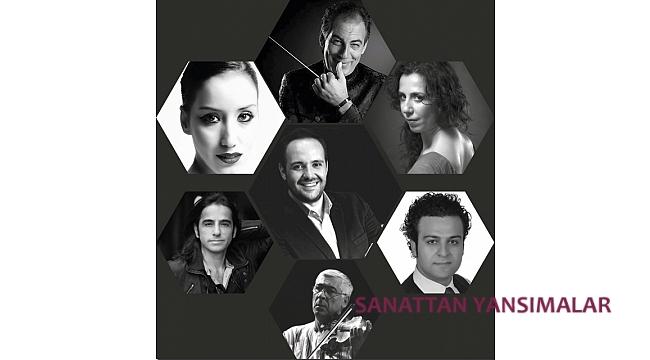 Ankara Opera'sından Yıldızlar Geçidi