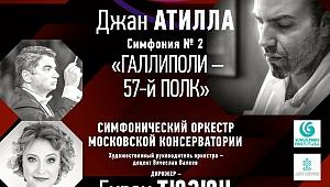 Gelibolu-57.Alay 27 Mayıs'ta Moskova'da