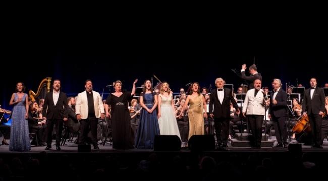Leyla Gencer iki Gala Konserle nasıl anıldı?