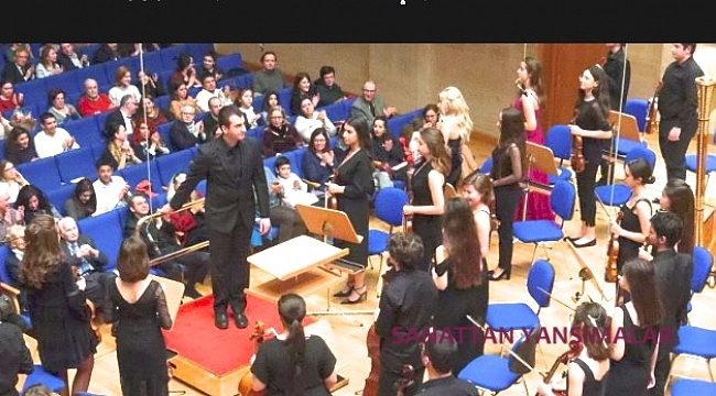 17 Haziran'da iki Mozart eseriyle sahnede