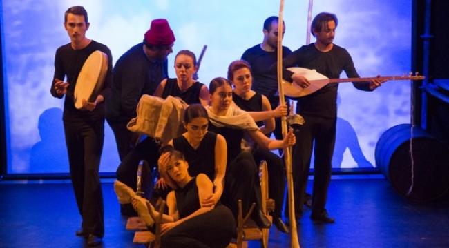 6 Ülke ve 5 Üniversiteden Tiyatro Bölümleri buluşuyor