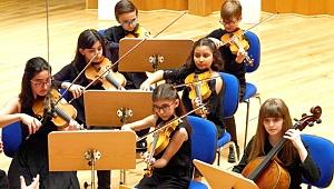 Büyükleri Kadar Büyük Başarı: Bilkent Çocuk Senfoni Orkestrası
