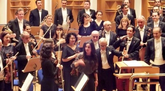 Sibelius Akademi'de master hakkını 25 kişi arasından kazandı
