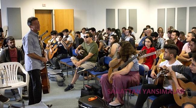 12. Türkiye Gitar Buluşması Böyle Geçti