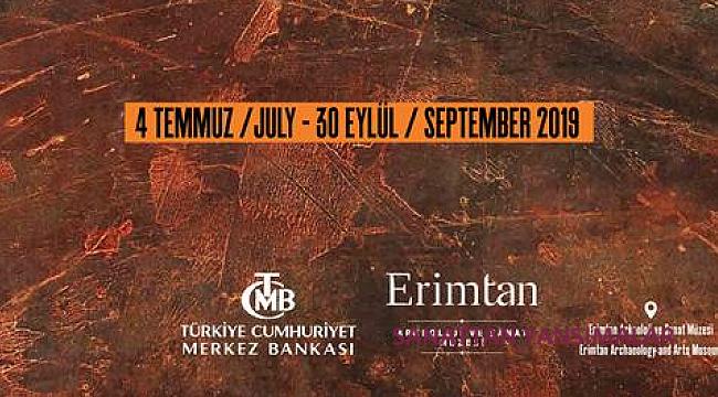 Anlatı, Yer ve Zaman sergisi Erimtan'da