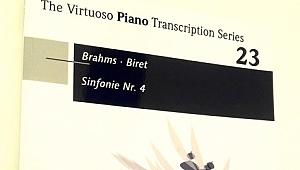 İdil Biret'in Brahms uyarlamaları Schott'ta…
