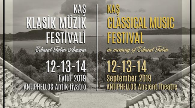 12-13-14 Eylül'de Kaş Antiphellos'da
