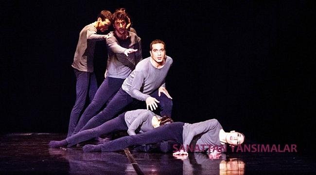 Dans Trio Süreyya Operası sahnesinde