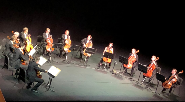 Ludwig Quandt, Berlin Filarmoni 12 Çellist'i anlatıyor