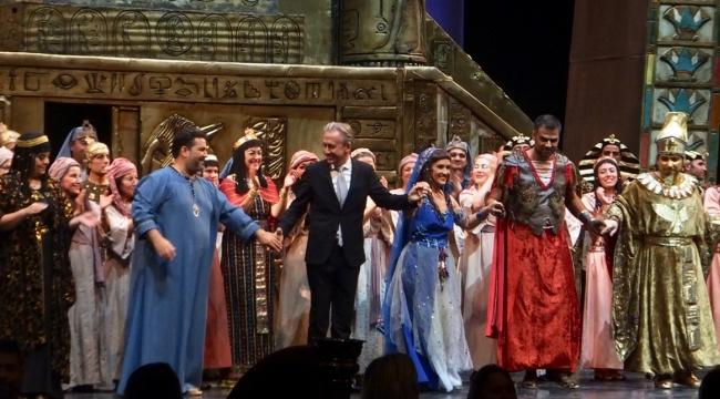 Aida'nın Son Sürümü ve Bazı Anılar...