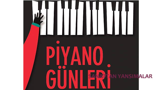 Anadolu Üniversitesi Konservatuvarı'nda Piyano Günleri