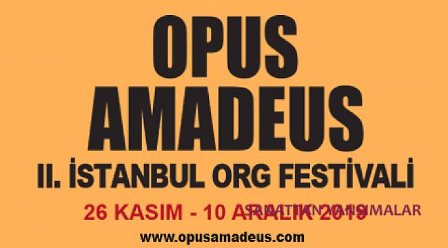 Avrupa'dan Üç Önemli Organist İstanbul'da