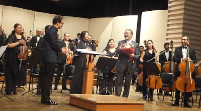 Hacettepe Senfoni'de Bir Dünya Prömiyeri