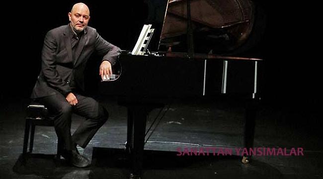 Piyanist Özgür Aydın 13 Kasım'da CRR'de