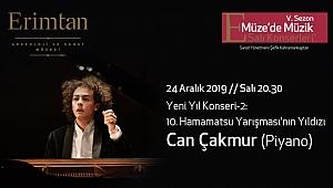 CSO Çello Dörtlüsü ve Piyanist Can Çakmur Kapalı Gişe...