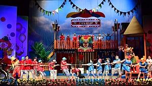 Eğlenceli bir Çocuk Müzikali: Çocuk Heykel
