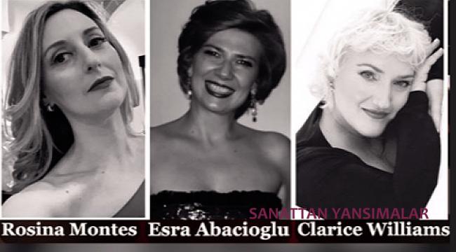 Soprano Esra A.  Akcan'dan 1 Albüm Ve 1 Konser