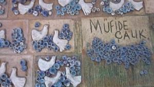 Ankara'nın Seramikli Duvarları