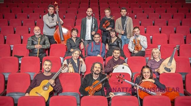 """Antalya'da """"Barok Müzikten Türk Müziğine"""""""