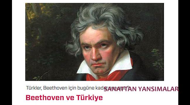 Beethoven ve Türkiye