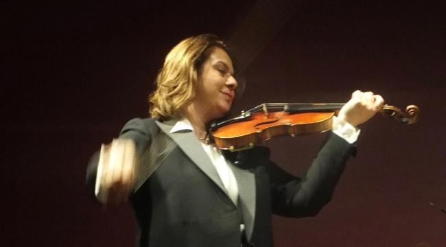 CSO Konsertmaisteri Yalçın Göreve İade