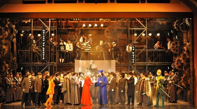 Gounod'un Başyapıtı Faust Süreyya'da