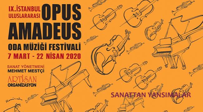 9. Opus Amadeus 7 Mart'ta Başlıyor