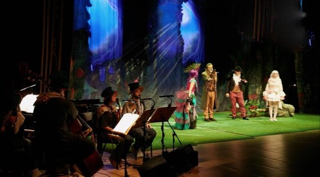 Evrim Demirel'in ''Barış Ormanı'' Çocuk Operası
