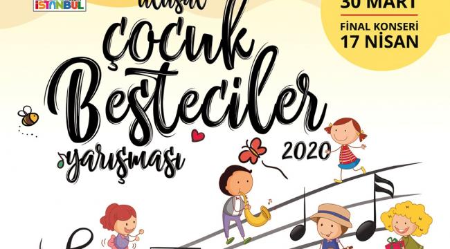 İBB Çocuk Besteciler Yarışması 2020