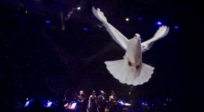 Livaneli ve Sevdalım Hayat Konseri