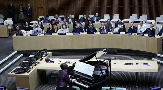 Renan Koen'den Ali Darmar Piyano Besteleri