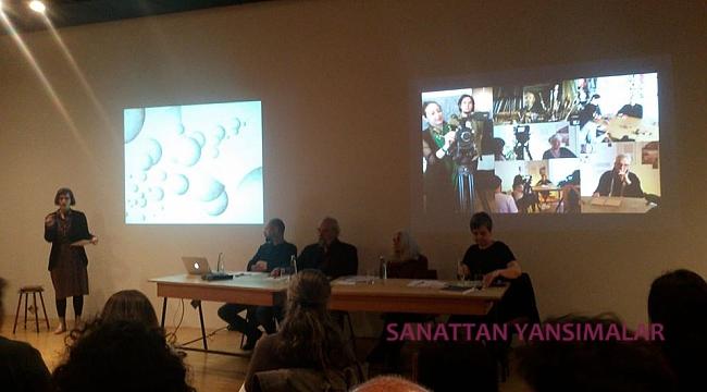 Tatbiki Güzel Sanatlar Salt Beyoğlu'nda İnceleniyor