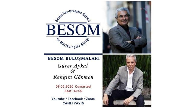 BESOM Buluşmaları'nın ilki bugün 16.00'da