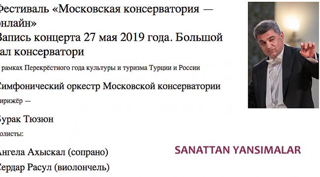 Moskova'dan Festival Yayını: