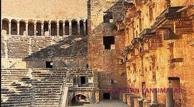 Aspendos'ta 20 Haziran'da 7 Tenor Konseri