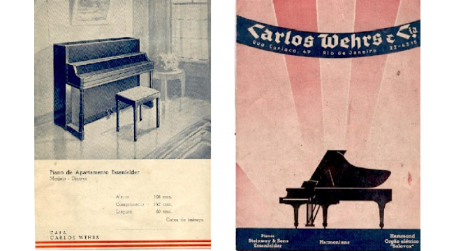 Brezilya'da Piyano / 3