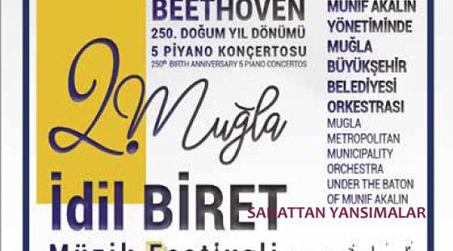 Biret, Beethoven'in 5 ve 4. Konçertolarını Çalacak