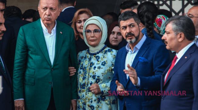 Bilal Erdoğan'ın Dayısı, 100 puanla stajyer postnişin