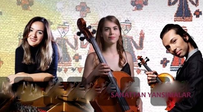 Nova Trio Moskova'da...